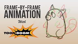 Download Frame-By-Frame Animation with Toon Boom Video
