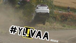 Download Riihivuori Ralli 2017 | SS2 Crash Corner | Many Crashes [YL!VAA Media] Video