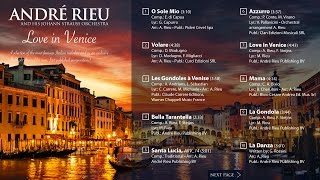 Download André Rieu - Love In Venice (Album player) Video