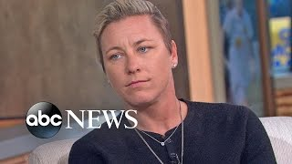 Download Abby Wambach Interview on Substance Abuse Admission Video