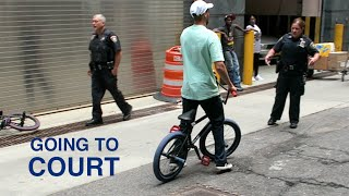 Download Breaking The LAW and Paying the Price BMX Video