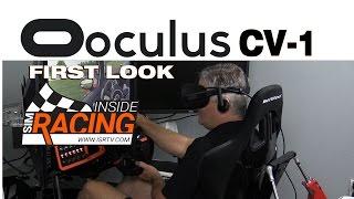 Download Oculus Rift CV1 First Look by Inside Sim Racing Video