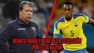 Download La razón por la que ″El Bolillo″ echó a Renato Ibarra de la Selección Ecuatoriana Video