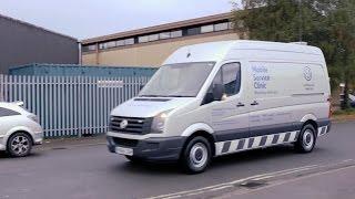 Download Volkswagen Mobile Service Clinic Vans Video