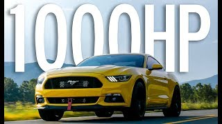 Download What It's Like to Drive a 1000HP Mustang [4K] Video