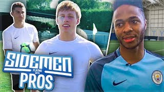 Download SIDEMEN: PLAYING WITH PRO FOOTBALLERS! Video