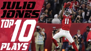 Download Julio Jones' Top 10 Plays of the 2016 Season | Atlanta Falcons | NFL Highlights Video
