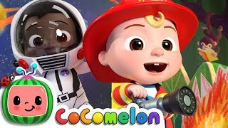 Download Jobs and Career Song | CoCoMelon Nursery Rhymes & Kids Songs Video