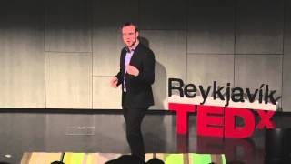Download Why I teach people how to hack | Ýmir Vigfússon | TEDxReykjavík Video