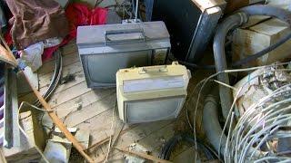 RCA VIctor CTC28 Color Tube Television Repair Restore Return