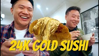 Download Most Expensive Sushi - Drunk Eating with David So Video