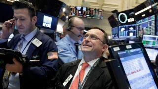 Download Dow closes above 22,000 for first time ever Video