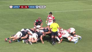 Download Japan vs Hong Kong Highlights - ARC 2017 Week 3 Video