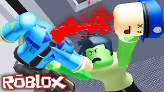 Download ZOMBIE KILLINGS ON A TRAIN IN ROBLOX!? Video