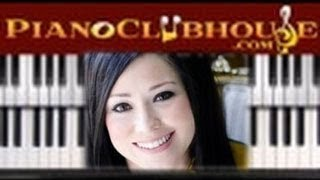 Download ♫ How to play ″YOU ARE FOR ME″ (Kari Jobe) - easy christian piano tutorial ♫ Video