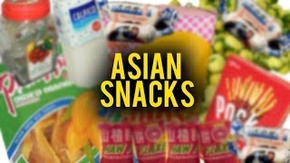 Download ASIAN SNACKS FROM YOUR CHILDHOOD Video