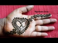 Download valentine's day special heart henna mehndi designs for hands|| mehndi designs for hands Video