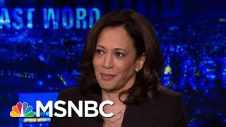 Download Kamala Harris: President Donald Trump's New Deportation Plan Is 'Outrageous' | The Last Word | MSNBC Video