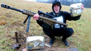 Download 50 CALIBER VS DIAMOND PLAY BUTTONS!! Video