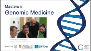 Download Cambridge's MSt in Genomic Medicine Video