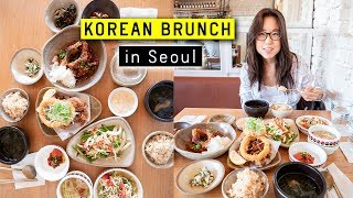 Download BRUNCH IN SOUTH KOREA 🥘 Homestyle Korean Cooking Video