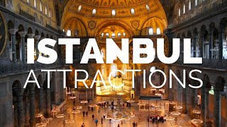 Download 10 Top Tourist Attractions in Istanbul - Travel Video Video