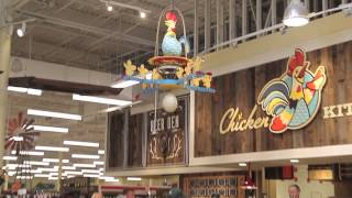 Download Lowes Foods employees do the Chicken Dance Video