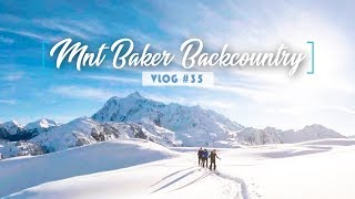 Download Mt. Baker Backcountry Skiing   Vlog # 35 Video