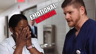 Download Watch emotional reunion between Alabama nurse and former patient Video