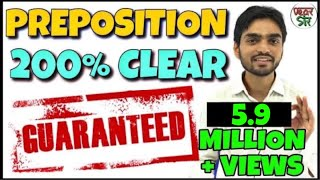 Download Best Preposition Trick Ever | You Won't Believe | By Dear Sir (Part-1) Video