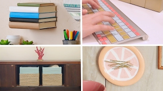Download 11 DIY Projects For The Dopest Dorm Room Ever Video