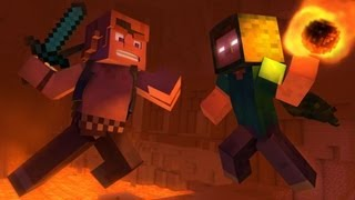 Download ″Take Back the Night″ - A Minecraft Original Music Video Video