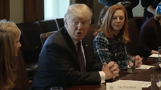 Download Trump And Trudeau Hold Roundtable On Women's Business Issues Video