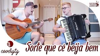 Download Maiara e Maraísa - Sorte que cê beija bem (Cover Gustavo Toledo e Gabriel) Video