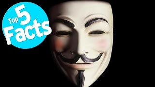 Download Top 5 Facts about Anonymous Video