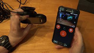 Download Vantrue X3 WiFi Dash Cam (Super HD 2.5K - 1080P 60fps) Video