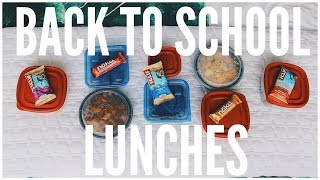 Download Healthy Back To School Lunch Ideas Video