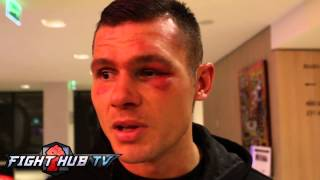 Download Martin Murray ″Golovkin has thudding power; I cant remember 2nd knockdown″ Video