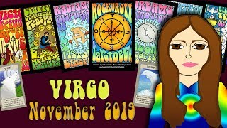 Download Tarot psychic reading VIRGO NOVEMBER 2019 Past Love Returns! Tarot psychic reading Video