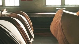 Download A Tour of Horween Leather Video