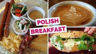 Download Breakfast in Poland | Eating Polish breakfast in Krakow Video