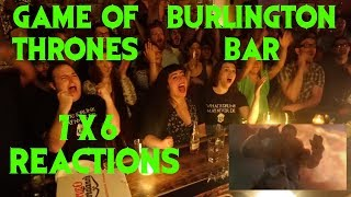 Download GAME OF THRONES Reactions at Burlington Bar /// 7x6 THAT SCENE \\\ Video