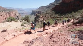 Download What To Expect On Your Grand Canyon Hike Video