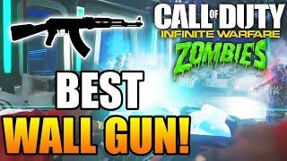 Download BEST Wall Weapon/Gun in 'Zombies In Spaceland' Infinite Warfare Zombies! (AMAZING Gun in IW Zombies) Video