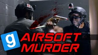 Download Airsoft MURDER Gmod - Blood Bath Video