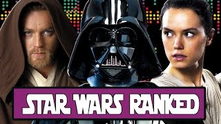 Download 7 Star Wars Movies Ranked Video