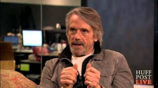 Download Jeremy Irons Discusses Gay Marriage [ORIGINAL] | HPL Video