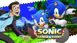 Download Sonic Generations: Just Nostalgic or Actually Good? | Billiam Video