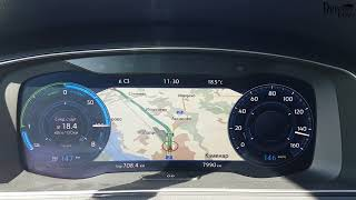Download 2018 Volkswagen E-Golf Acceleration & Top Speed (100% Electric 35.8kW) Video