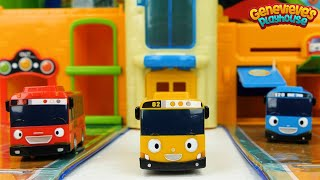 Download Best Learning Colors Video for Kids and Toddlers! Tayo the Little Bus Toys! Video